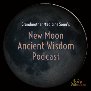 New Moon Ancient Wisdom Podcast